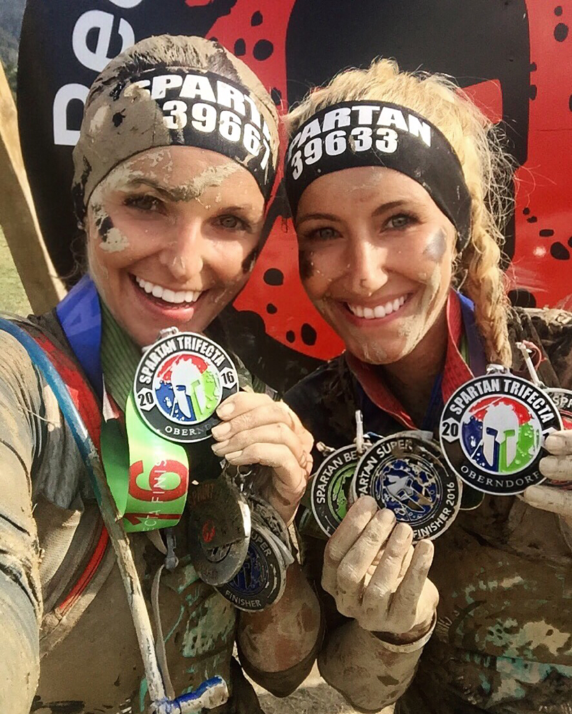 Spartan Race Trifecta Oberndorf/Tirol 2016 I You are an ...